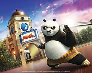 カンフー・パンダ: ザ・エンペラーズ・クエスト Kung Fu Panda: The Emperor's Quest