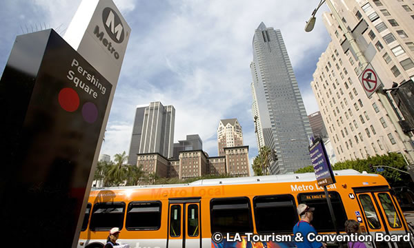 ロサンゼルスの公共交通機関