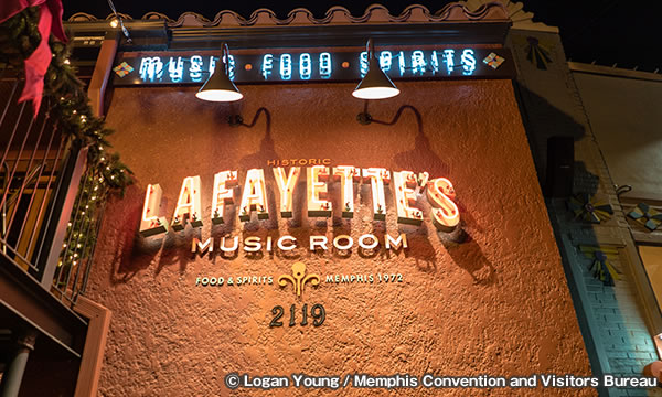 ラファイエット・ミュージックルーム Lafayette's Music Room