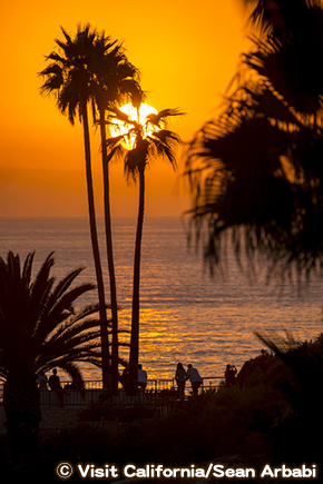 ラグナビーチ(Laguna beach)