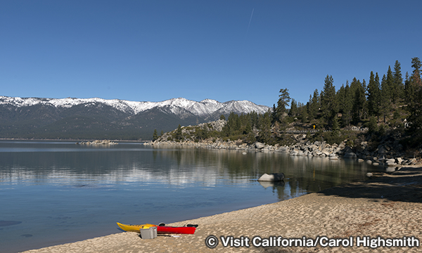 レイクタホ(タホ湖) Lake Tahoe