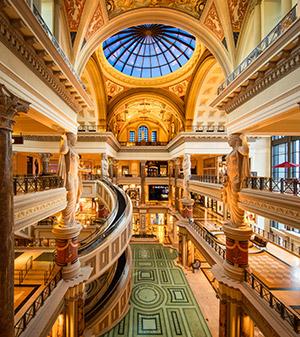 ザ・フォーラム・ショップス・アット・シーザーズ・パレス The Forum Shops at Caesars Palace