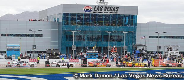 ラスベガス・モーター・スピード・ウェイ Las Vegas Motor Speedway