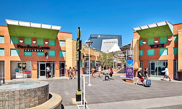 ラスベガス ノース プレミアム アウトレット Las Vegas North Premium Outlets