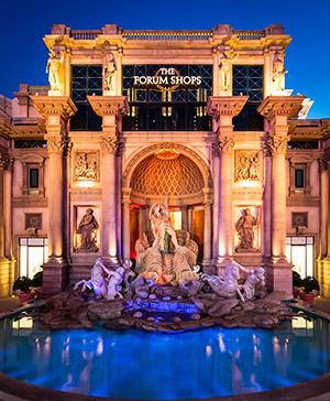 ザ・フォーラム・ショ ップス・アット・シーザーズ・パレス The Forum Shops at Caesars Palace