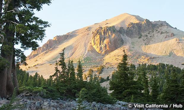 ラッセン火山国立公園 Lassen Volcanic National Park
