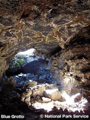 ラバベッズ・ナショナルモニュメント Lava Beds National Monument