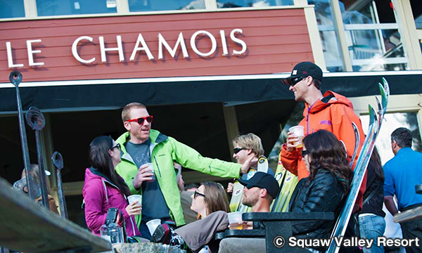 Le Chamois & Loft Bar