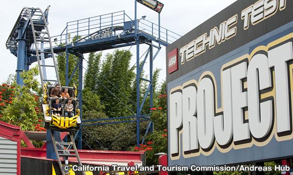 レゴランド・カリフォルニア Legoland California