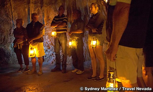 リーマン洞窟ツアー Lehman Caves Tour