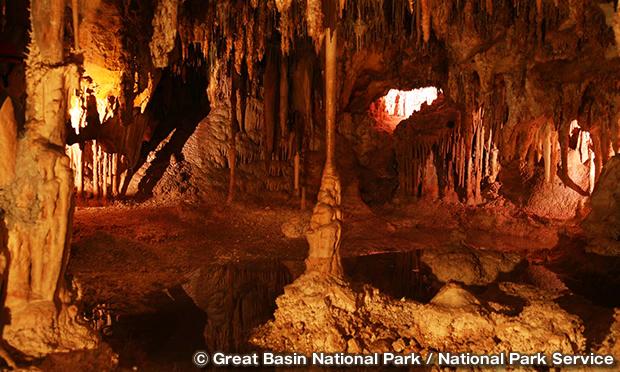 リーマン洞窟 Lehman Caves