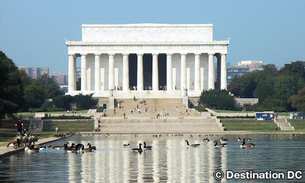 リンカーン記念館 Lincoln Memorial