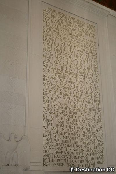 ゲティスバーグ演説の内容