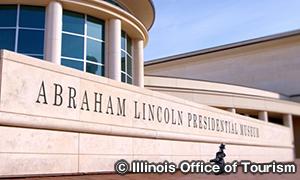 アブラハム・リンカーン大統領 博物館 Abraham Lincoln Presidential Museum