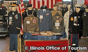 リビングストン郡戦争博物館 Livingston County War Museum
