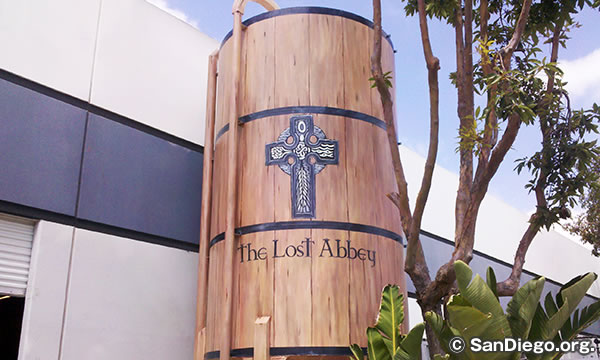 ロストアビー Lost Abbey
