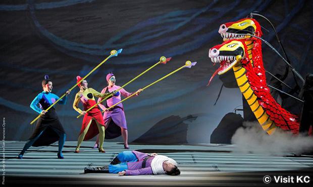 リリックオペラ・オブ・カンザスシティ Lyric Opera of Kansas City
