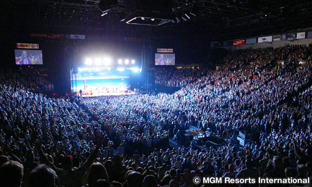 MGMグランド・ガーデン・アリーナ MGM Grand Garden Arena