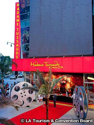 マダム・タッソー・ハリウッド Madame Tussauds Hollywood