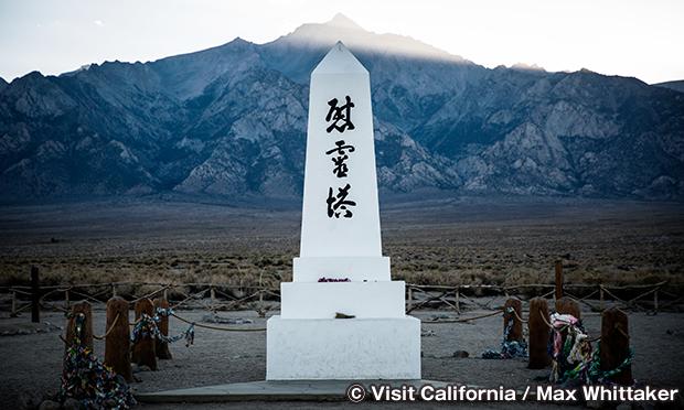 マンザナー国定史跡 Manzanar