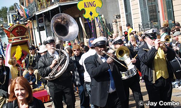 マルディグラ Mardi Gras