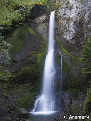 メリーミア滝