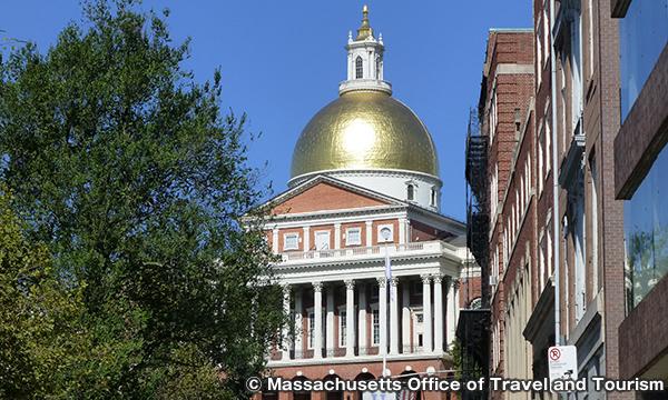 マサチューセッツ州議事堂 Massachusetts State House