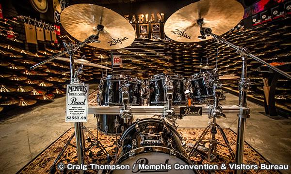 メンフィス ドラム ショップ Memphis Drum Shop