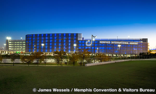メンフィス国際空港 Memphis International Airport