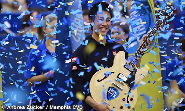 メンフィスオープン Memphis Open