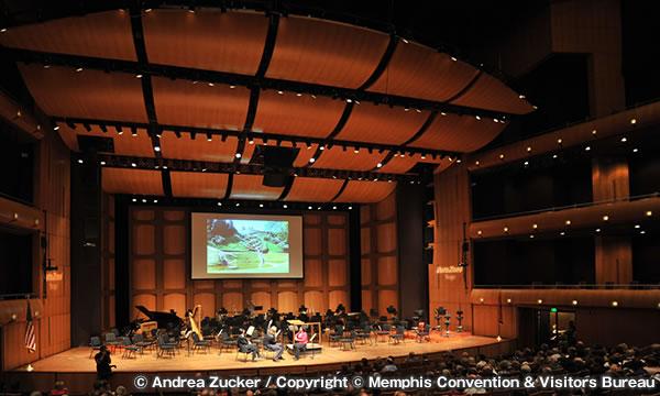 メンフィス交響楽団 Memphis Symphony Orchestra