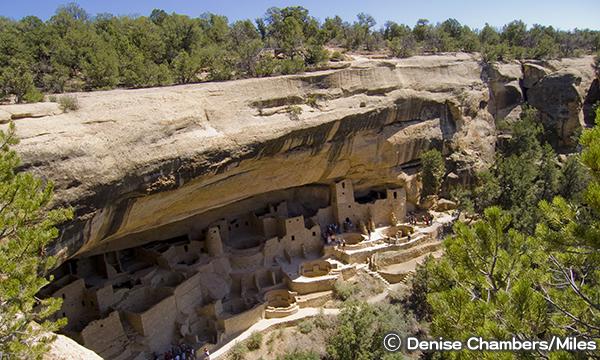 メサ・ヴェルデ国立公園 Mesa Verde National Park