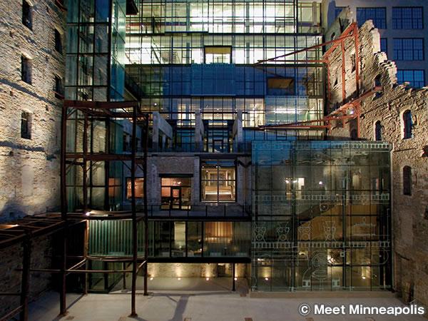 ミルシティ博物館 Mill City Museum