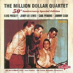 ミリオン・ダラー・カルテット Million Dollar Quartet