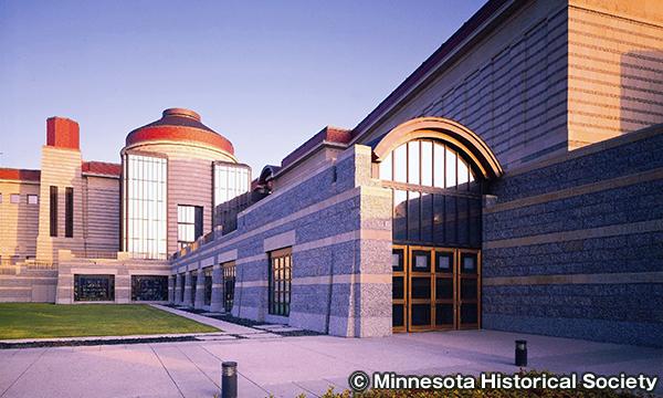 ミネソタ歴史センター Minnesota History Center