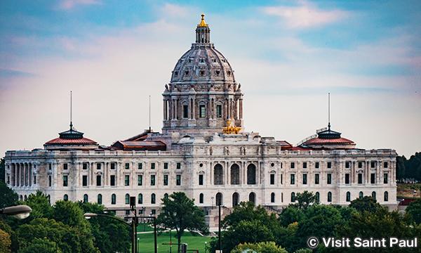 ミネソタ州会議事堂 Minnesota State Capitol