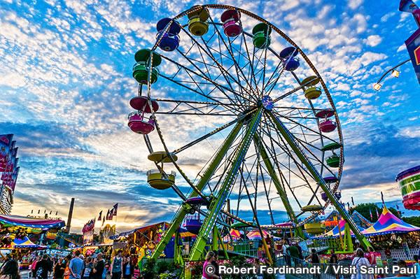 ミネソタ・ステート・フェア Minnesota State Fair