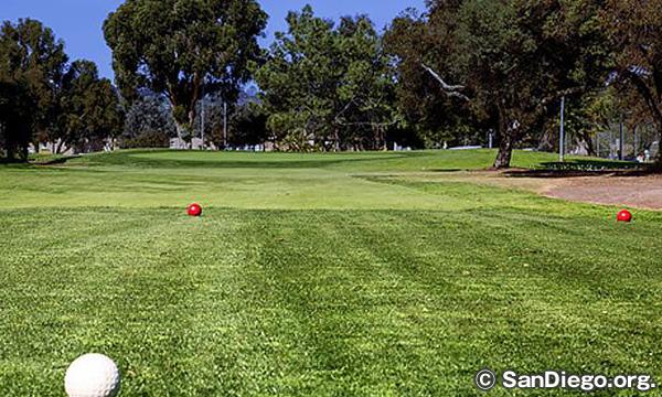ミッション・ベイ・ゴルフ・コース・アンド・プラクティス・センター