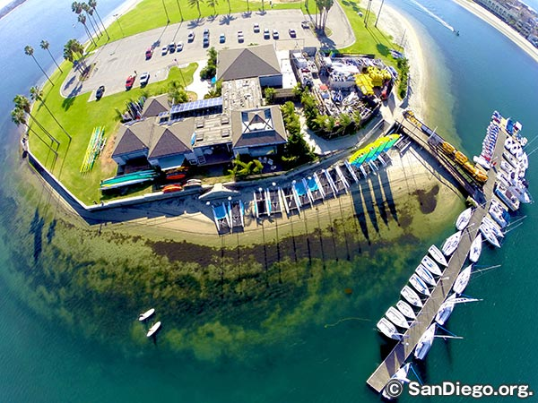 ミッションベイ スポーツセンター Mission Bay Sportcenter