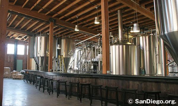 ミッション ブリュワリー Mission Brewery