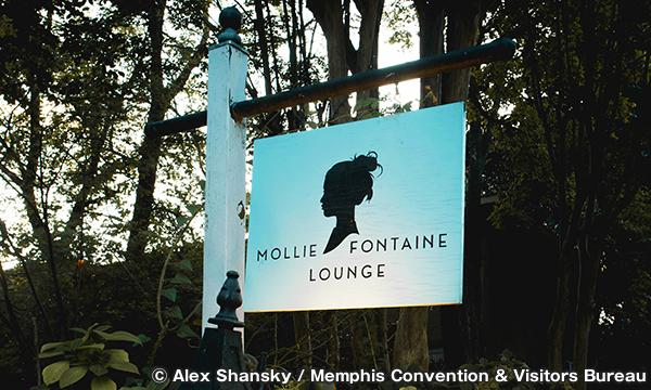 モーリー フォンテーヌ ラウンジ Mollie Fontaine Lounge