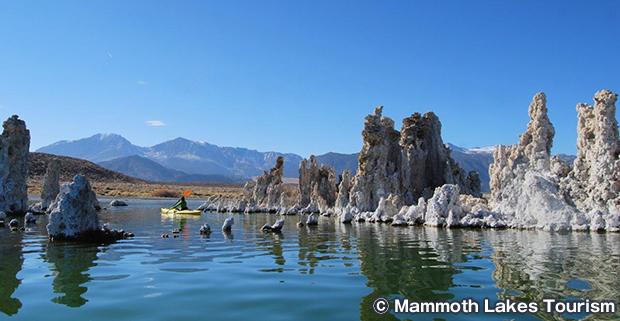 モノレイク・トゥファ州立自然保護区 Mono Lake