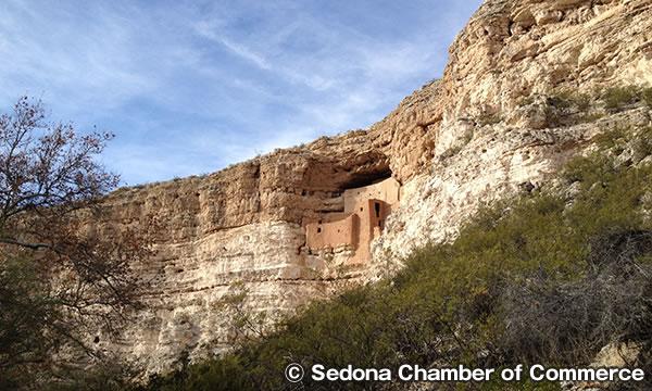モンテズマ・キャッスル国立モニュメント Montezuma Castle National Monument