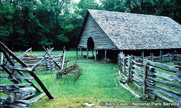 マウンテンファーム博物館 Mountain Farm Museum