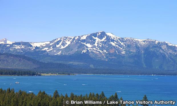 タラック山 Mount Tallac