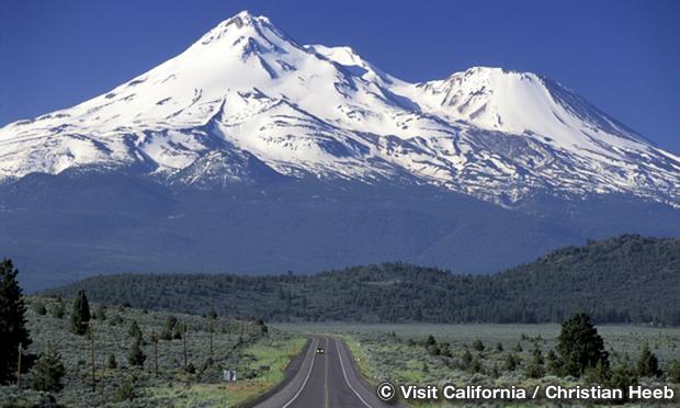 マウント シャスタ Mt.Shasta