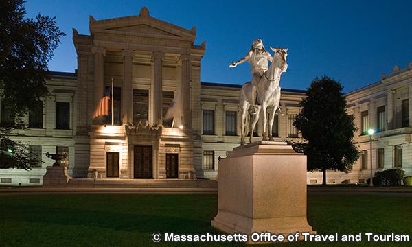 ボストン美術館 Museum of Fine Arts, Boston