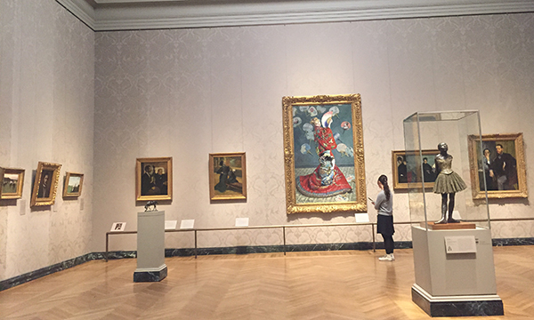 ボストン美術館 Museum of Fine Arts Boston