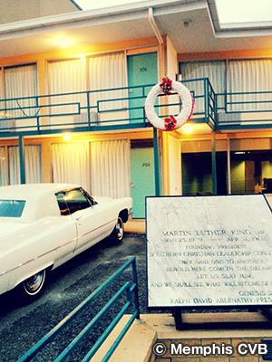 ナショナル・シビルライツ博物館(国立公民権博物館) National Civil Rights Museum