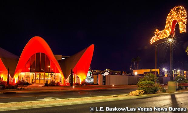 ネオン博物館 Neon Museum